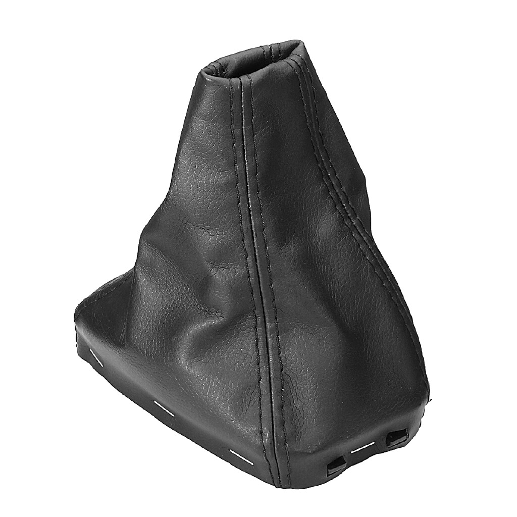 Steering, Seats & Gear Knobs - Car PU Leather Gaiter Boot Cover Gaiter Boot Cover For SAAB 9-3 2003-2012 - Car Replacement Parts