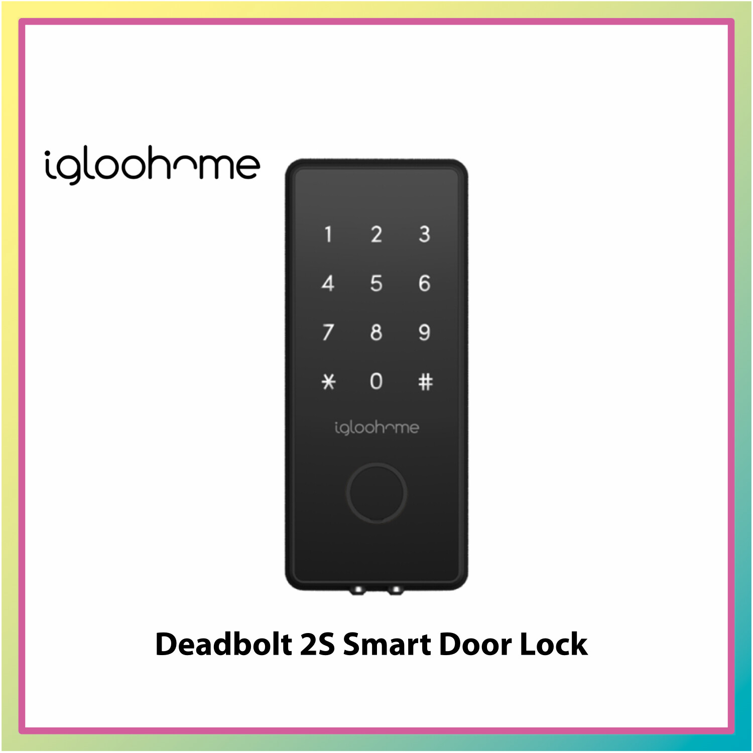 Igloohome Smart Deadbolt 2S ( Bluetooth Apps
