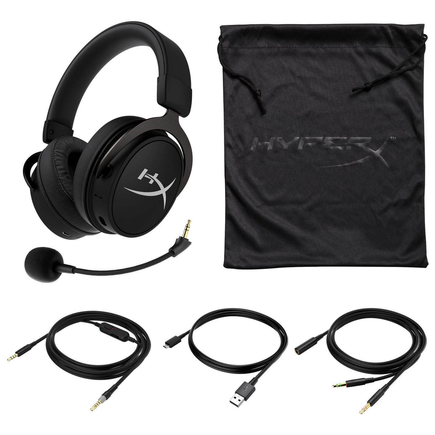 HyperX Cloud MIX Hi-Res Wired Gaming Headset with Bluetooth Connectivity On The Go ( HX-HSCAM-GM )