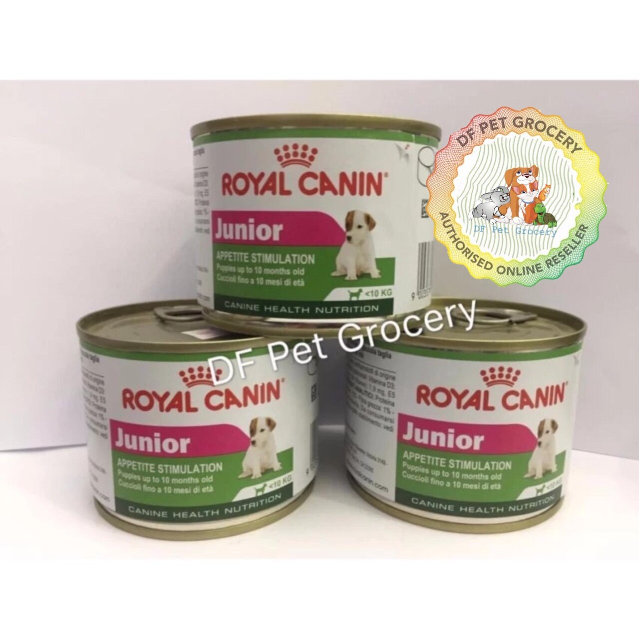 Royal Canin Canine Health Nutrition Junior 195g