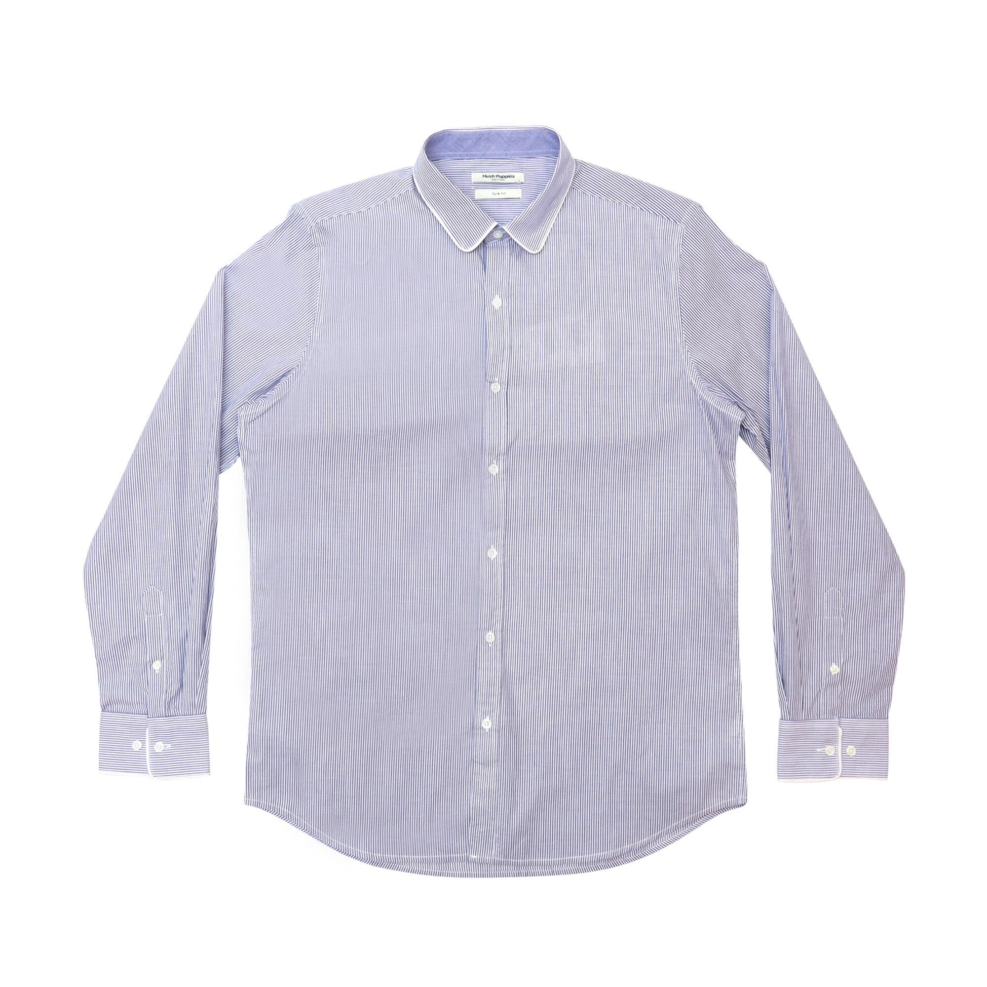 Hush Puppies Godfrey Men Long Sleeve Shirt  HPW617691
