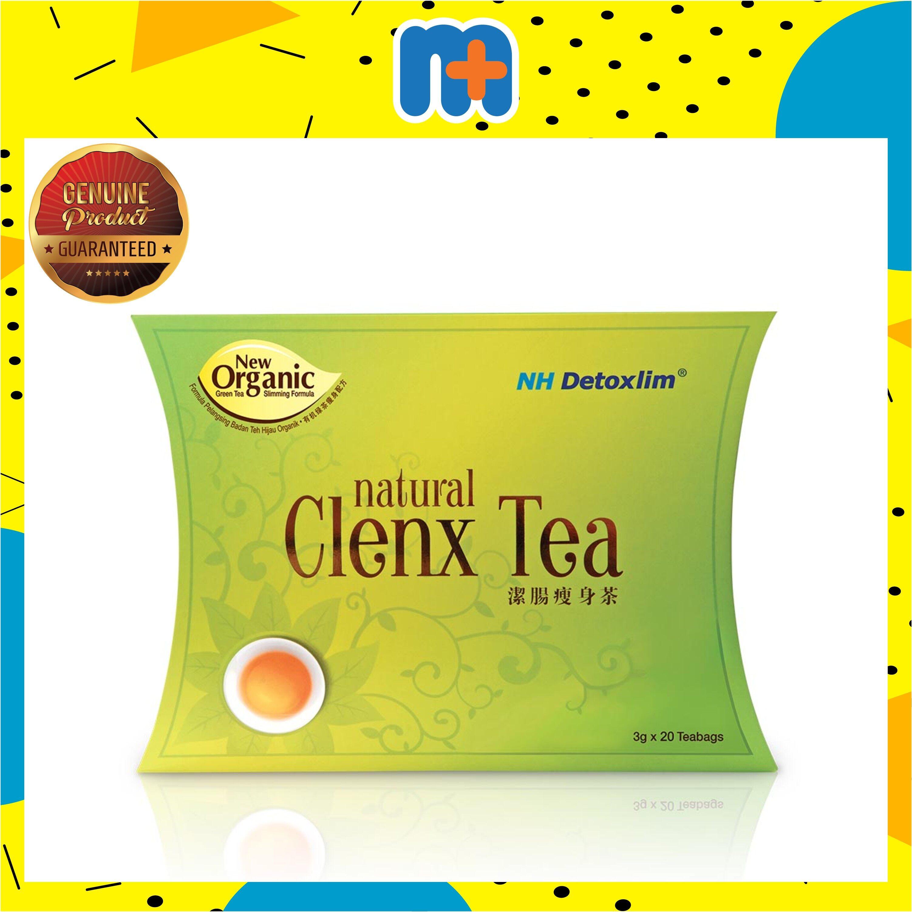 [MPLUS] NH DETOXLIM NATURAL CLENX TEA 20S