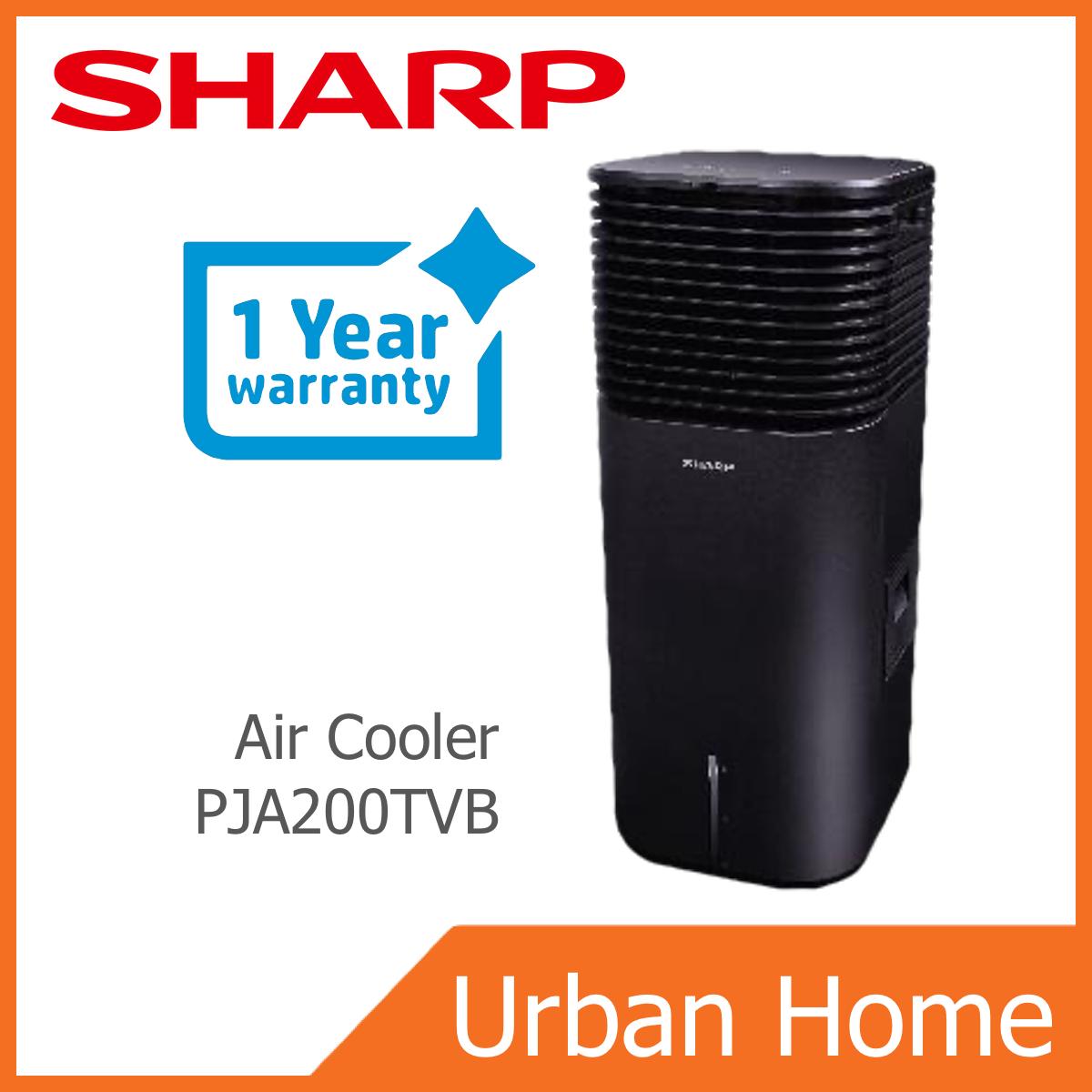 SHARP 20L High Capacity Air Cooler (PJA200TVB)