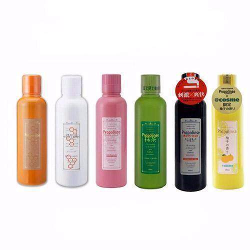 Propolinse Mouth Wash 600ML Whitening- Original from Japan (READY STOCK)