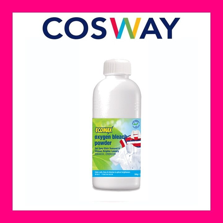 [Ready stock] COSWAY Ecomax Oxygen Bleach Powder