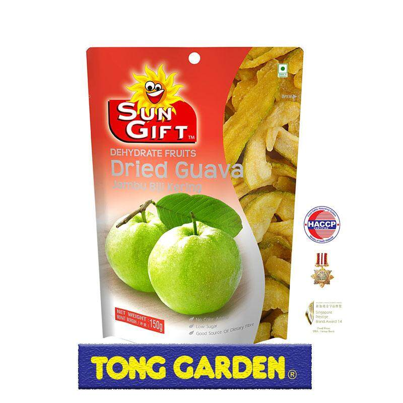 SUNGIFT Dried Fruit Guava 150G