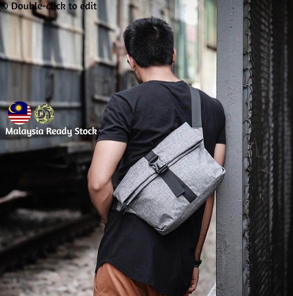 Crossbody Shoulder Sling Bag Harajuku postman bag Water resistant Messenger Bag, outing Bag