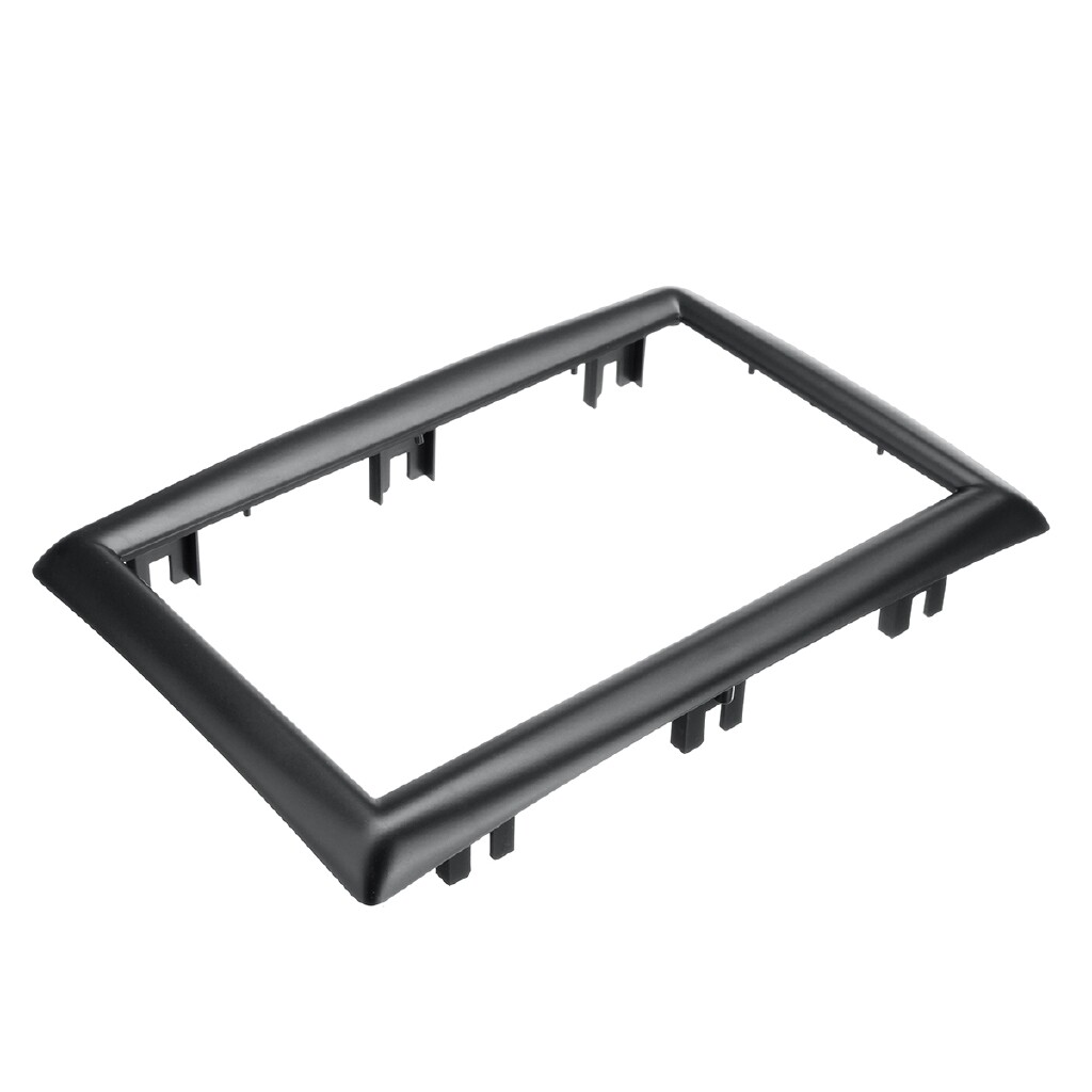 Car Accessories - 2DIN Radio Stereo Fascia Panel Adapter Dashboard For Renault Megane II 2002-2009 - Automotive