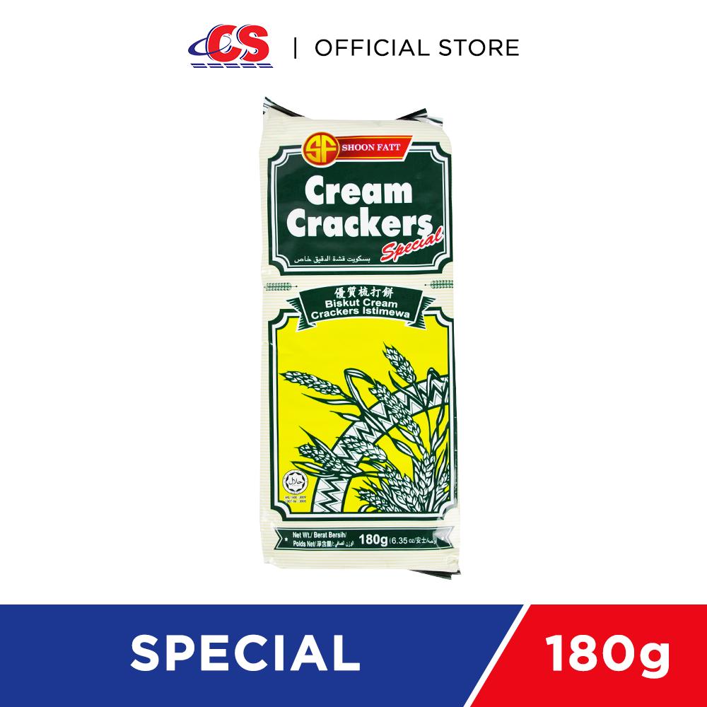 SHOON FATT Cream Crackers Special 180g