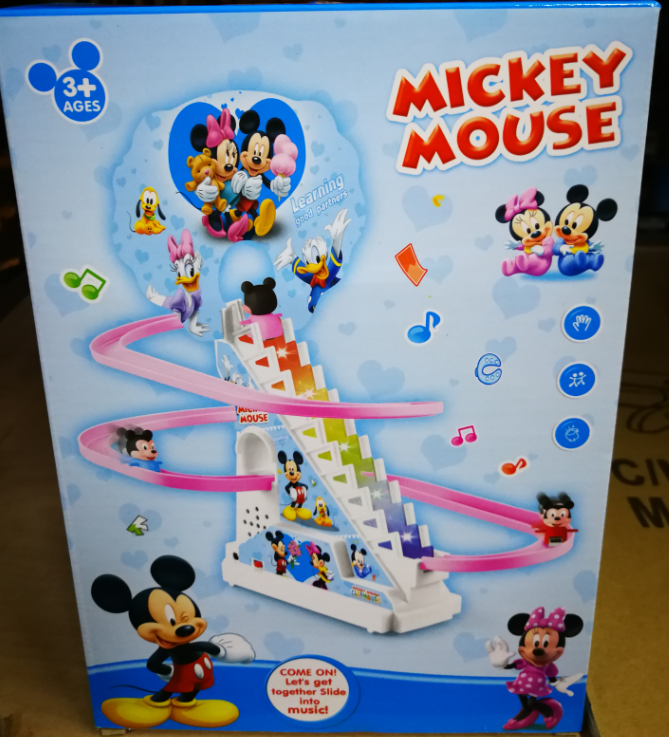 Kids Toy - Mickey Mouse Slide baby toys