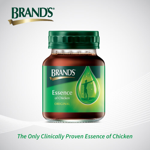BRAND'S Essence of Chicken Single Pack 6's (6 bottles x 42gm)
