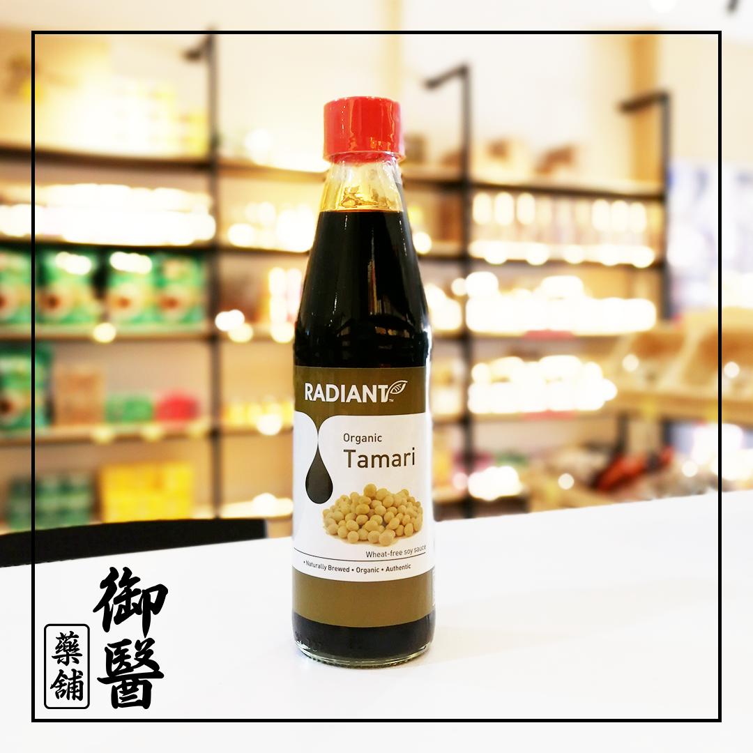 【Radiant】Organic Tamari - 310ml