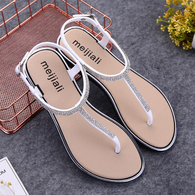 (PreOrder14Days )JYSFashionKoreanStyleWomen Sandal Collection 541 -114 - EU:38