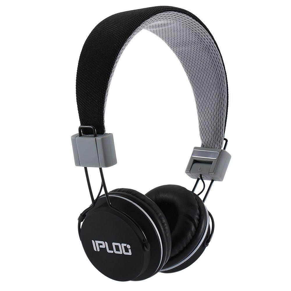 3.5MM PLUG FOLDABLE WIRED STEREO HIFI MUSIC HEADPHONES HEADSET