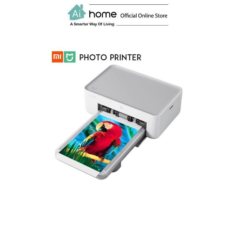 XIAOMI Portable Photo Color Printer (White) with 1 Year Malaysia Warranty [ Ai Home ]