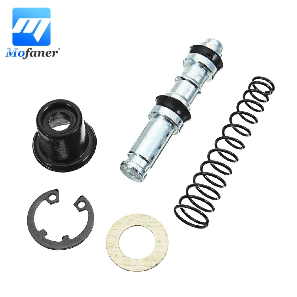 Moto Accessories - 1 SET Motorcycle Clutch Brake 11mm Pump Piston Plunger Repair Kits Master - Motorcycles, Parts