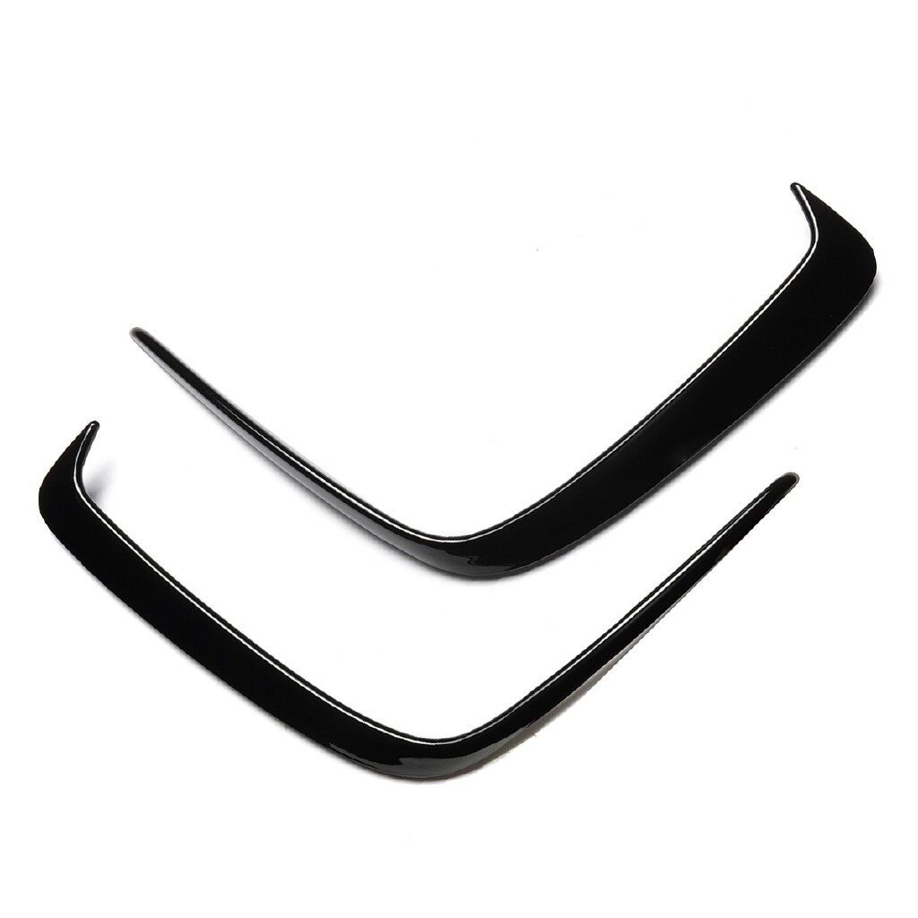 Automotive Tools & Equipment - Painted Rear Bumper Splitter Spoiler For Mercedes W176 A200 A250 A45 - Car Replacement Parts