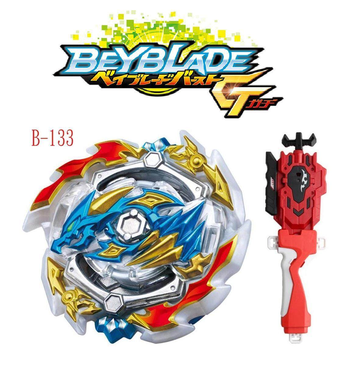Beyblade Burst Set B-133 Ace Dragon.St.Ch DX Starter Launcher Beyblade Spinning Top Takara Tomy Toys for boys