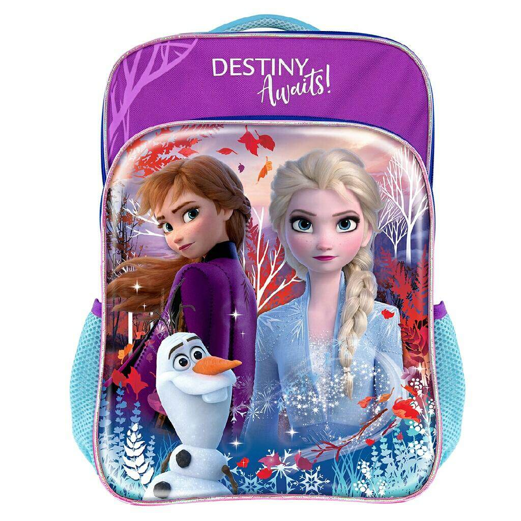 Disney Frozen 2 Believe In The Journey Primary School Bag