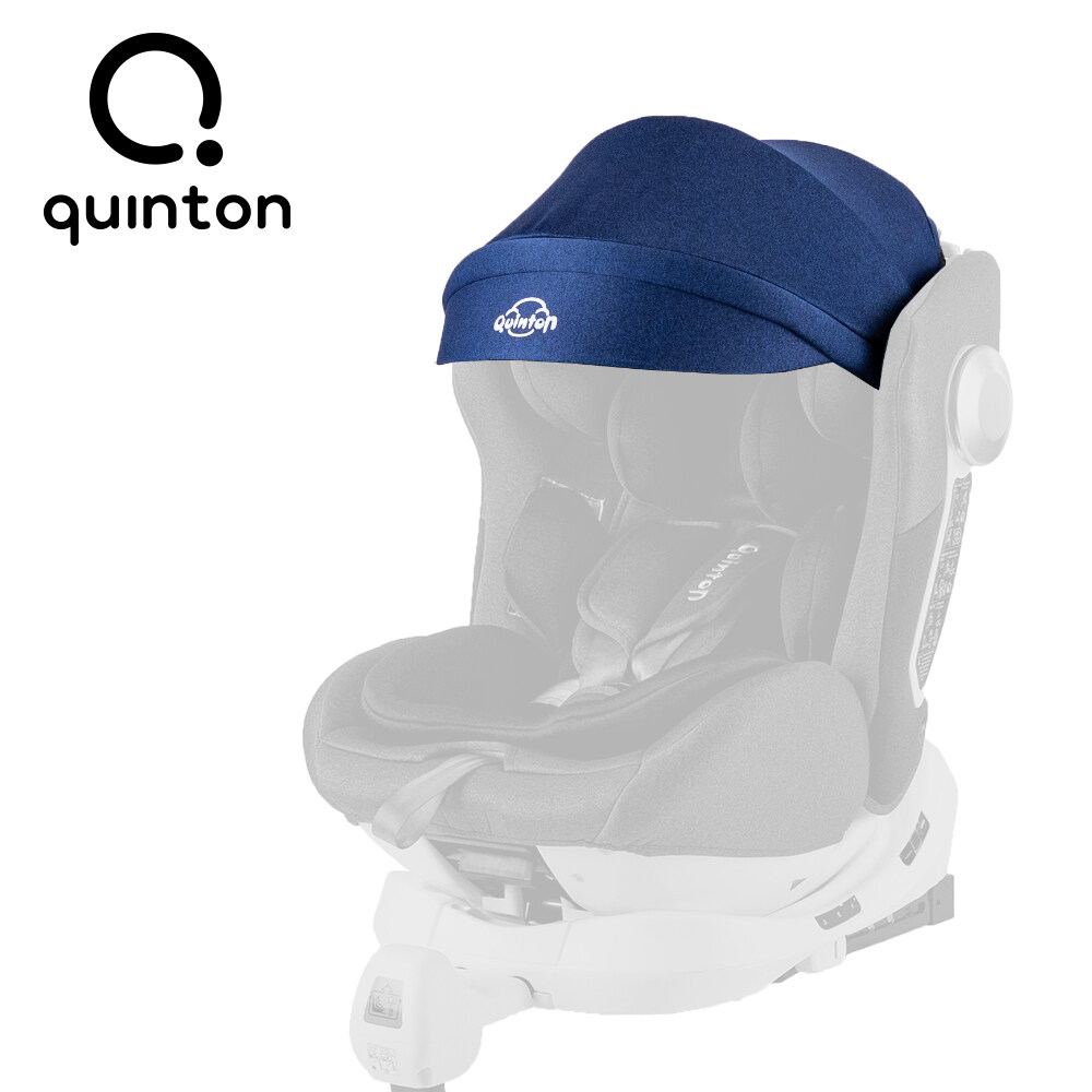 Quinton Onespin+ 360 Car Seat (Sun Canopy Accessory)