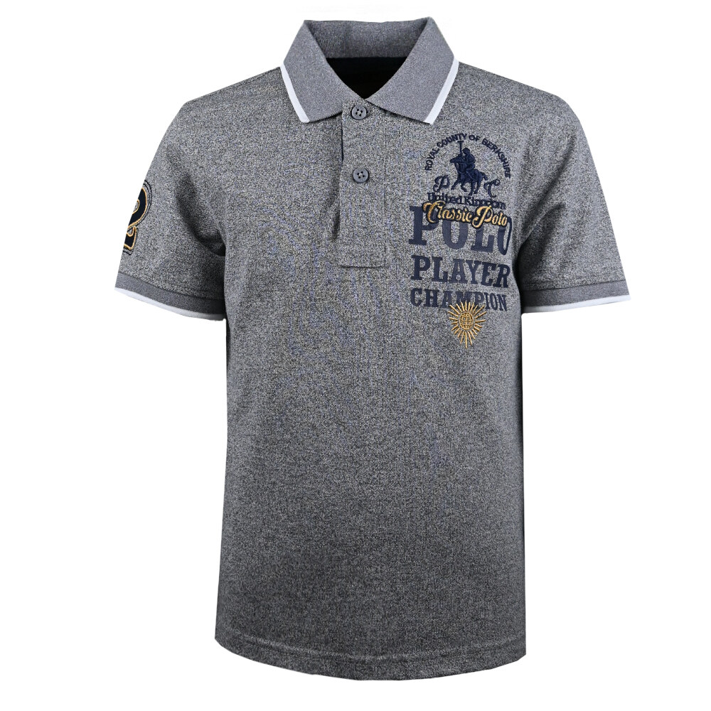 RCB POLO CLUB KIDS POLO TEE RBTS60618 OOF