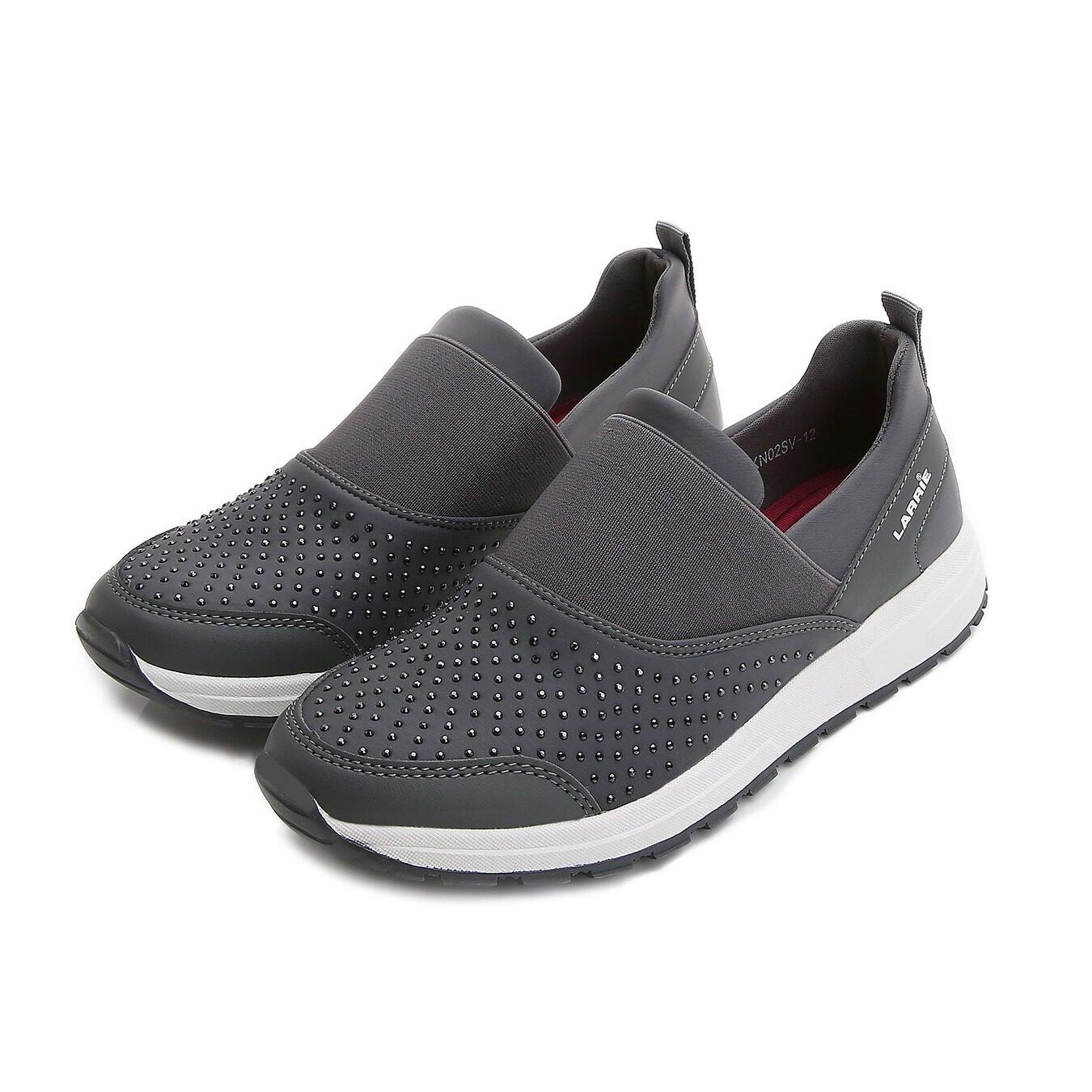 LARRIE Kasut Perempuan Glitter Comfort Sneakers Women - L62023-KN02SV
