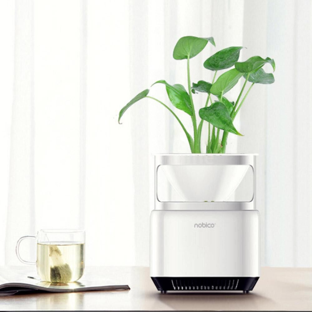 Humidifiers & Air Purifiers - Desktop Micro Ecological Purifier Air Purifier Cleaner Sterilizer Household Negative Ion Generator - Cooling Heating