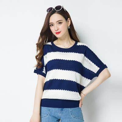 (Pre Order14 Days JYS Fashion Korean Style Women Knit top Collection521-8739col521-8739--blue -L