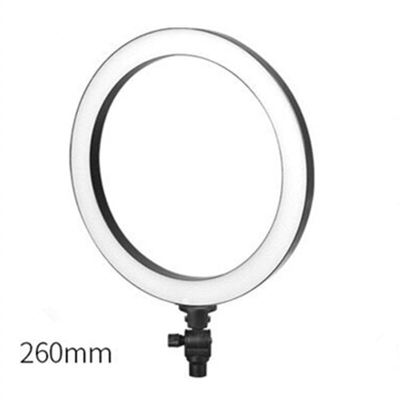 Phone Holder & Stand - Mobile Phone Live Stand Fill Light Tripod LED Ring Light for Selfie Stick - 16CM / 26CM / 20CM