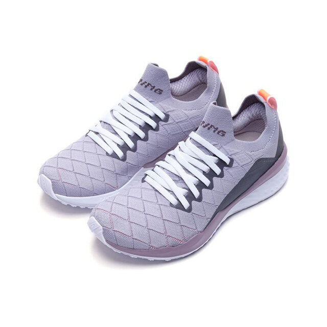 Li-Ning Women's Cushion Running Shoes ARHP074