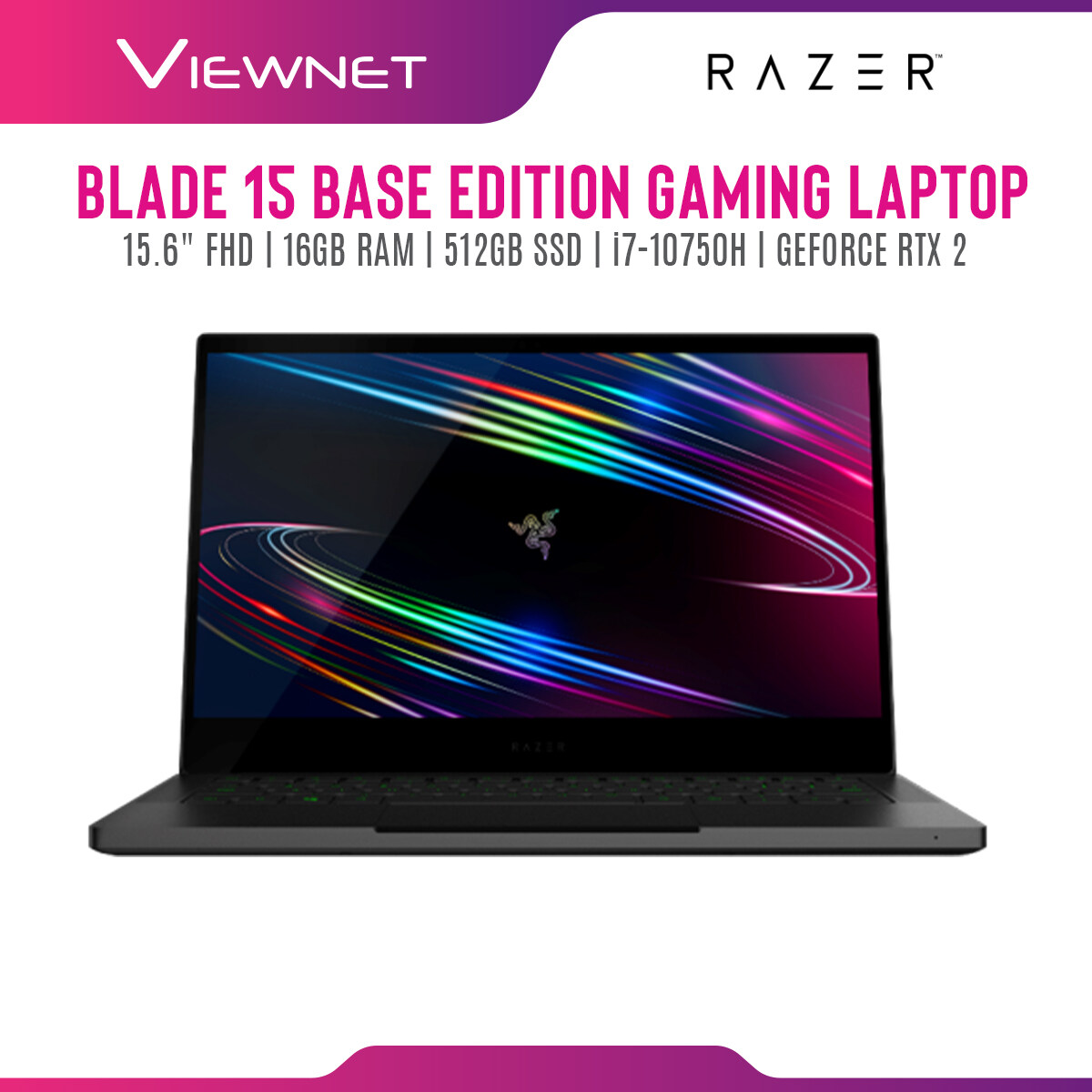 RAZER BLADE 15 BASE EDITION 15.6