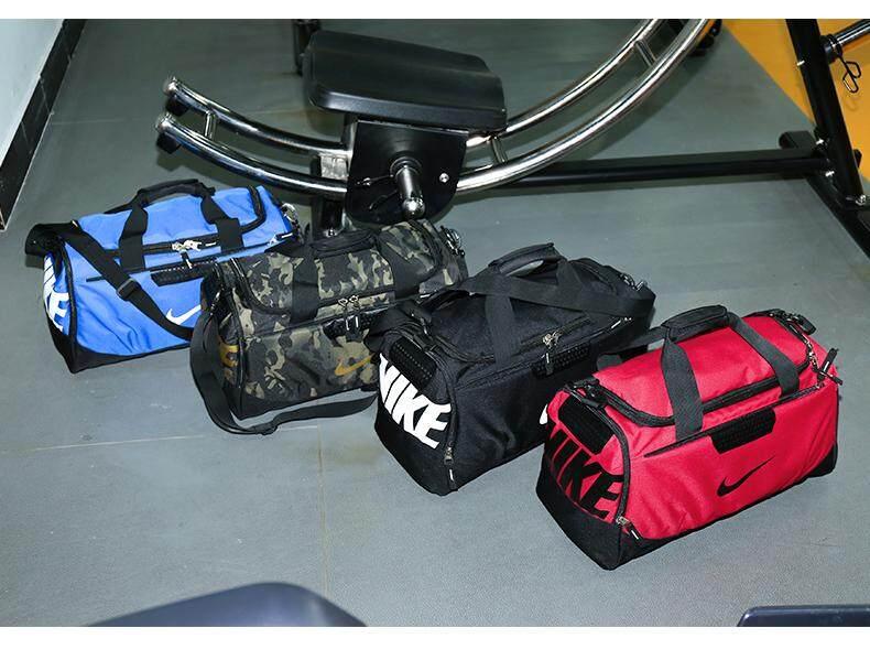 Gym/travel bag dry and wet separation fitness bag duffel bag
