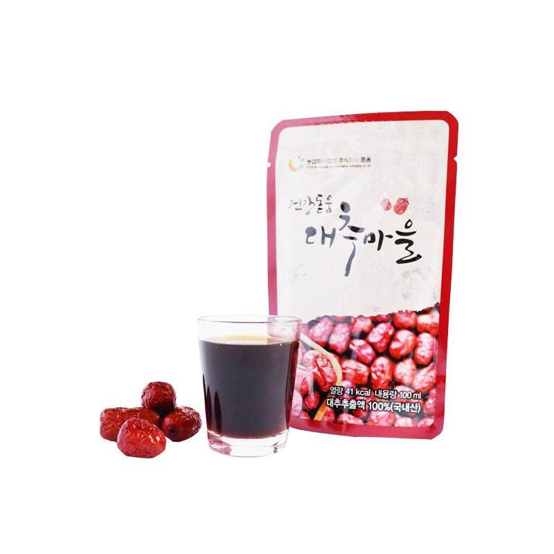 Premium Dodum Korean Jujube Juice 100ml X 1packs