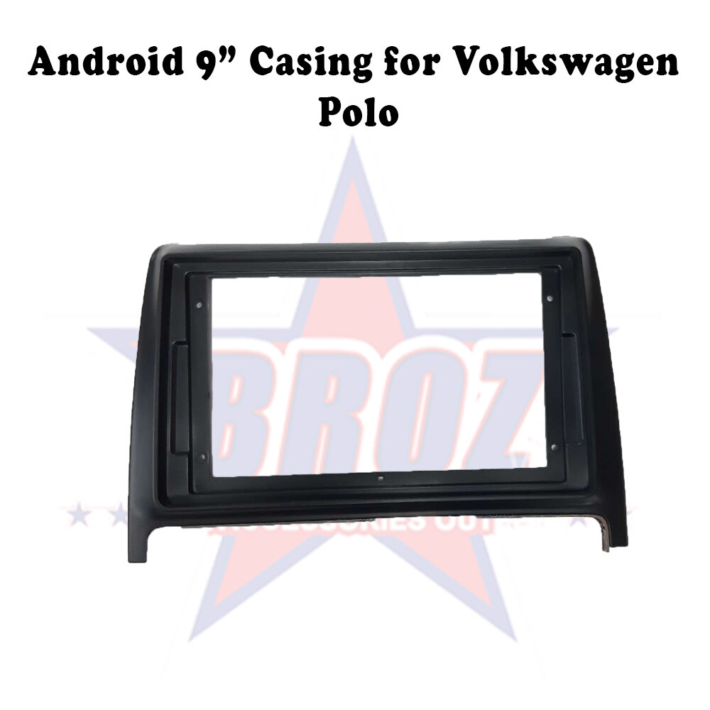 9 inches Car Android Player Casing for Volkswagen Polo