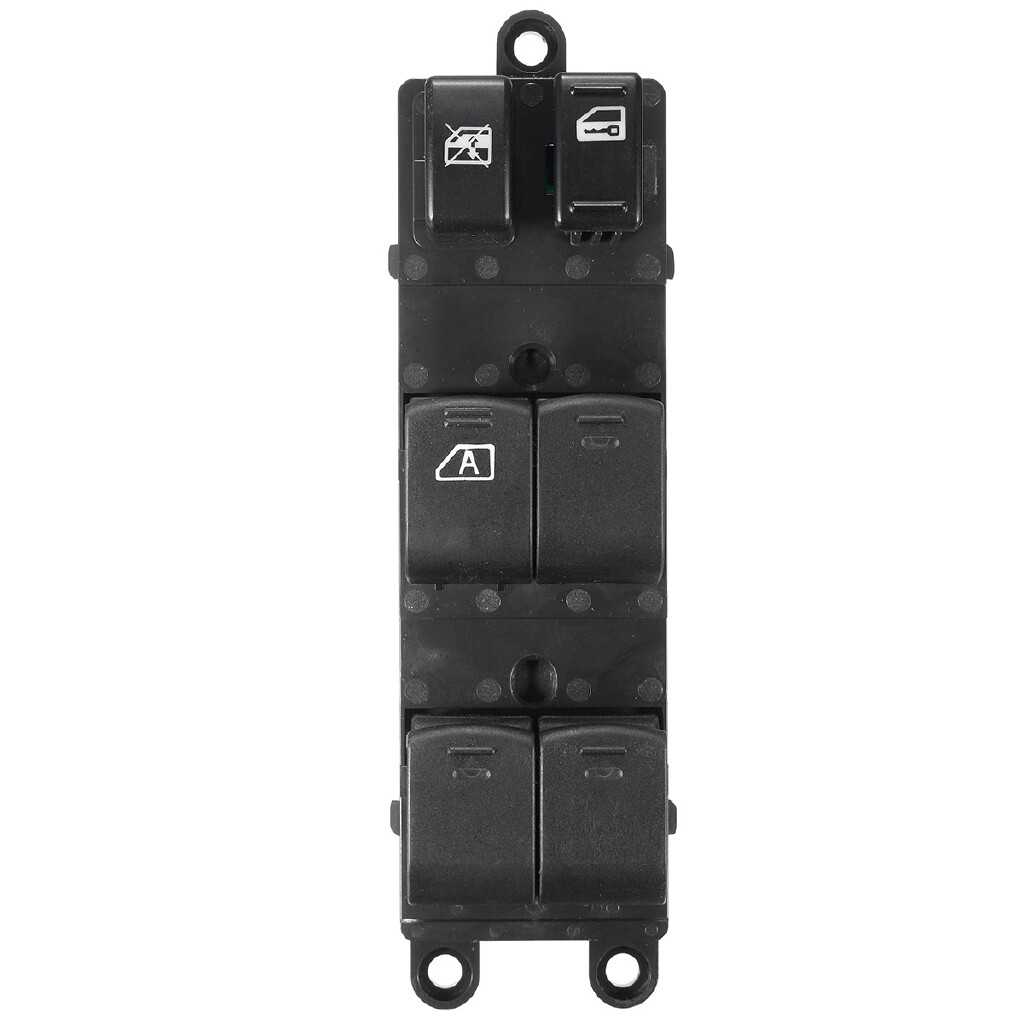 Windscreen Wipers & Windows - Electric MasterWindow Switch Front Left For Nissan Titan 2004-2012 Armada - Car Replacement Parts