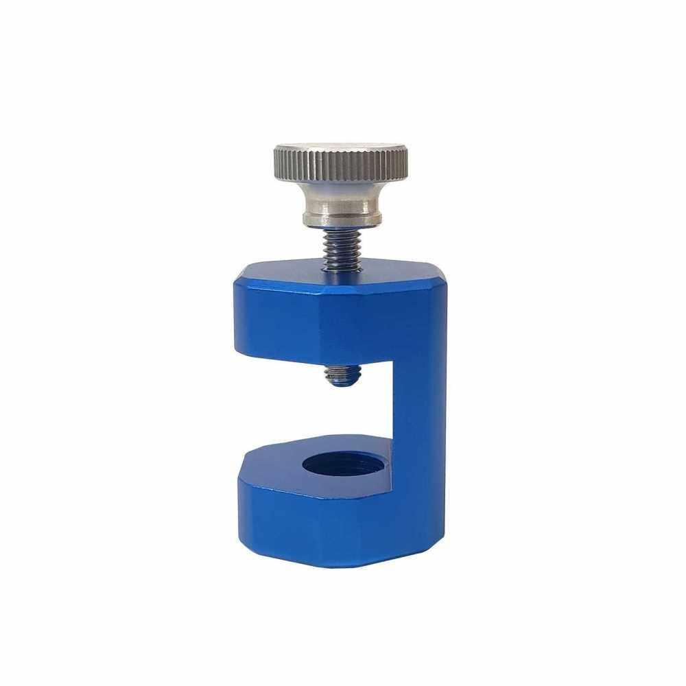 Spark Plug Gap Tool 1 Set with Feeler Gauge (14mm) Blue (Standard)