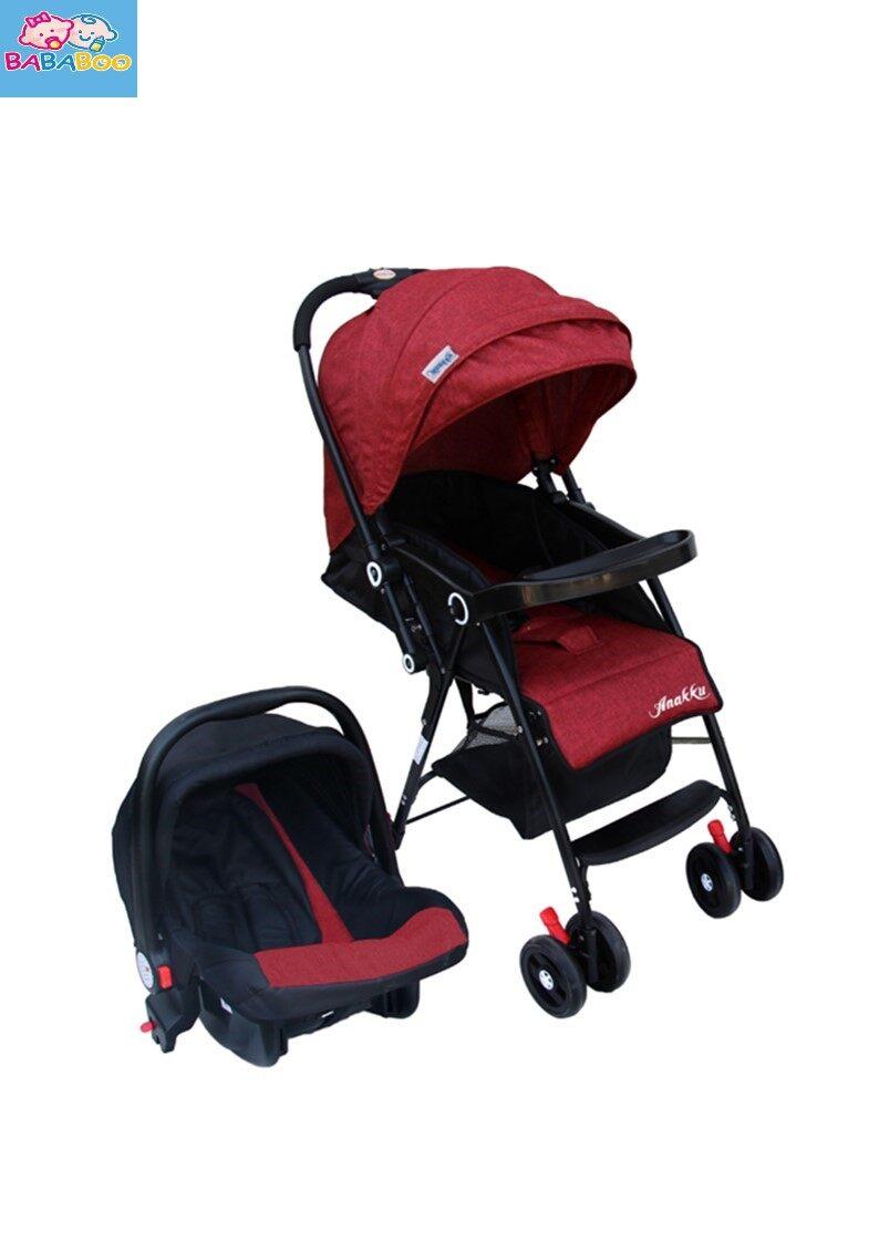 Anakku Travel System Stroller E500