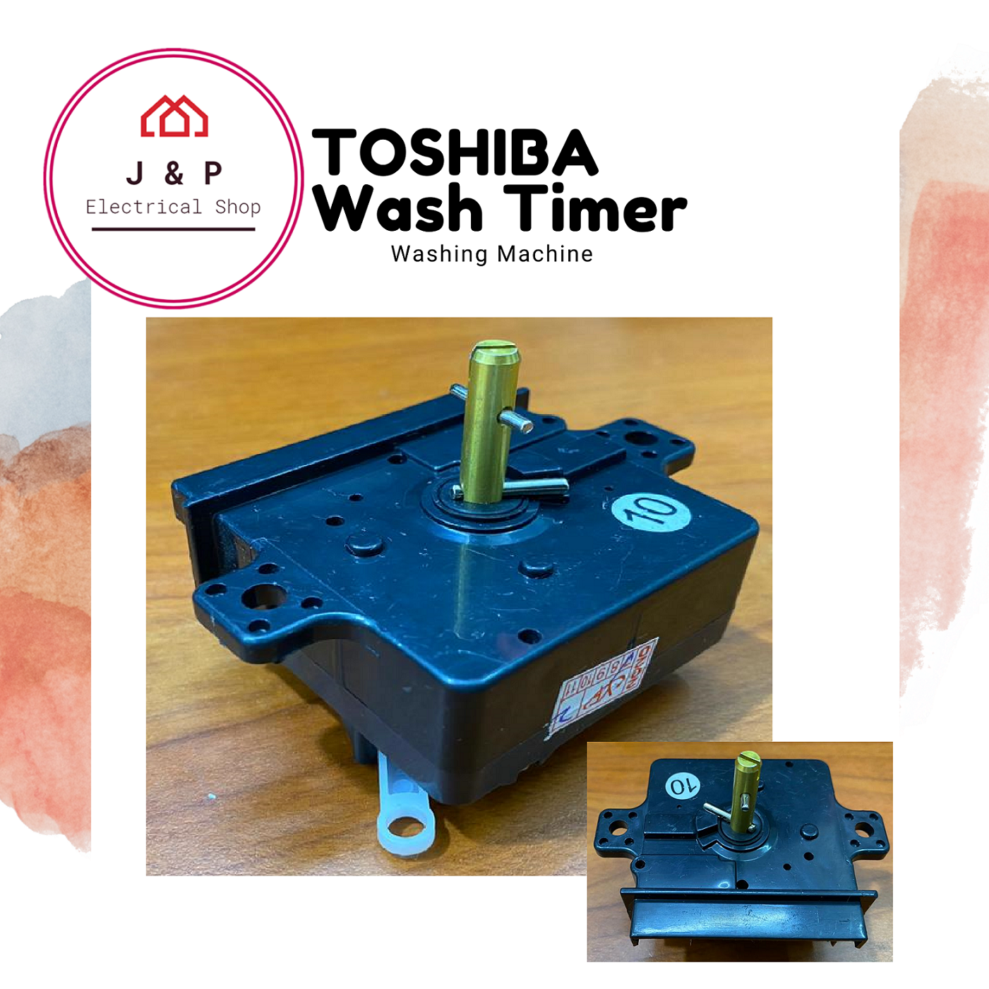 Washing Machine Wash Timer [ READY STOCK]1362924301-1598027617834-1