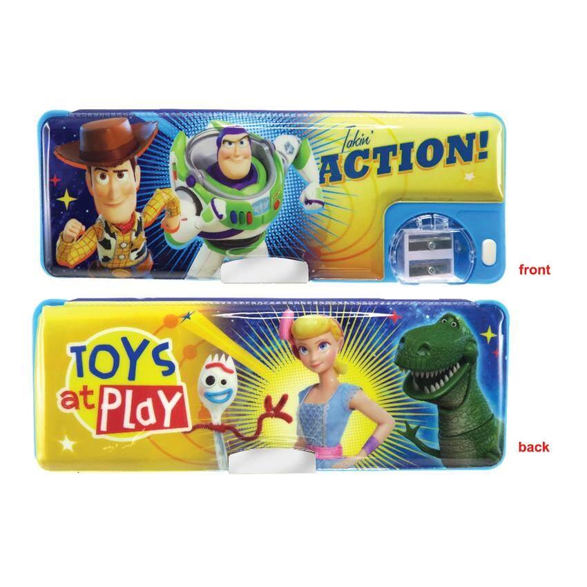 Disney Pixar Toy Story 4 Magnetic Pencil Case - Multicolour
