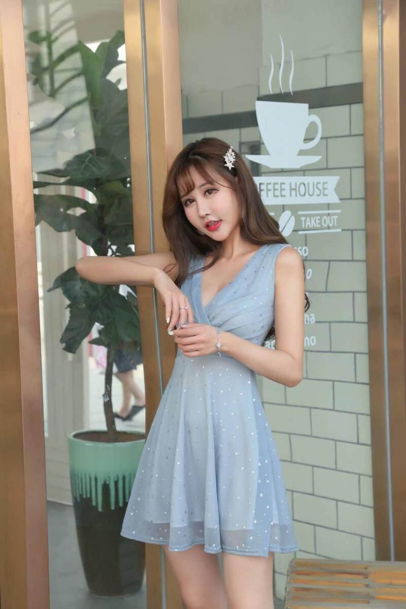 JYS Fashion Korean Style Women Dinner Dress Collection 512-7007
