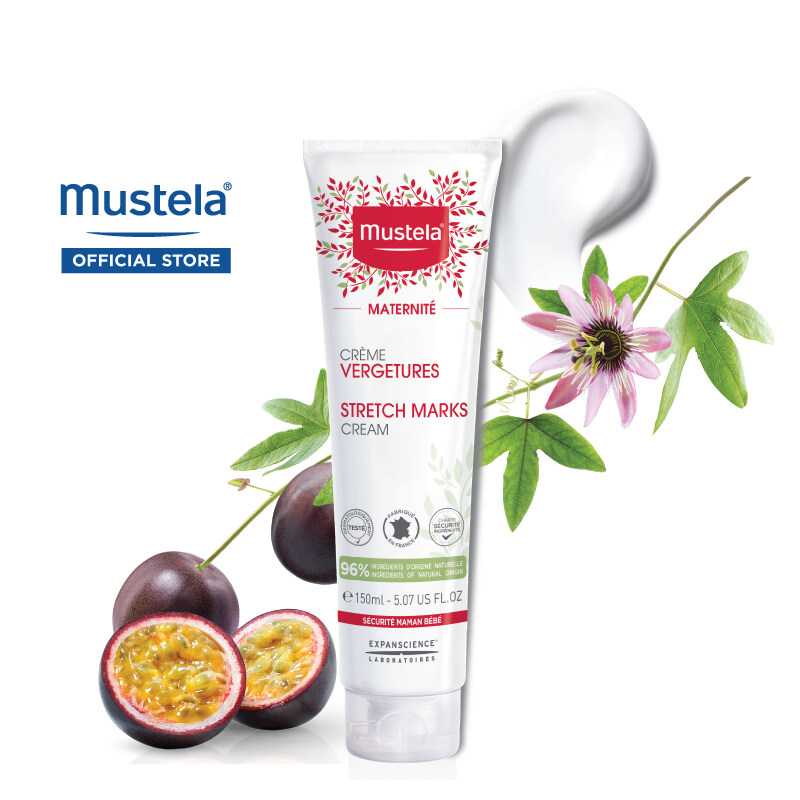 MUSTELA Stretch Marks Cream for Maternity (150ml)