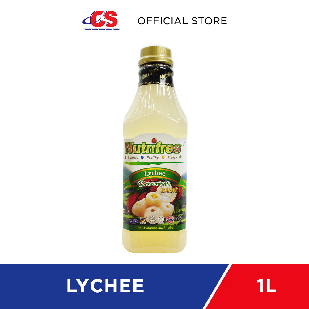 NUTRIFRES Concentrate Lychee 1kg