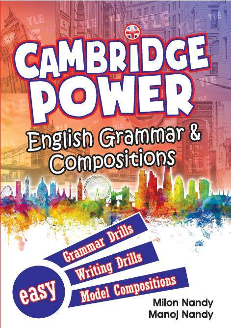 Cambridge Power English Grammar & Compositions