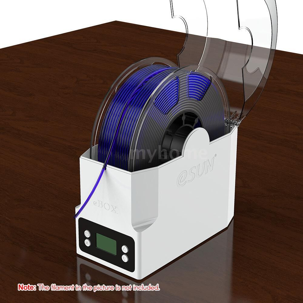 Printers & Projectors - eBOX 3D Printing Filament Box Filament Storage Holder Keeping Filament Dry Measuring Filament - Computer & Accessories
