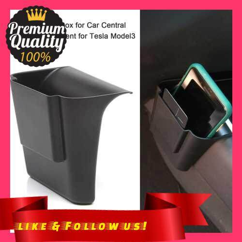 People\'s Choice Side Storage Box for Car Central Control Side Interior Modification Accessories Replacement for Tesla Model3 (Standard)