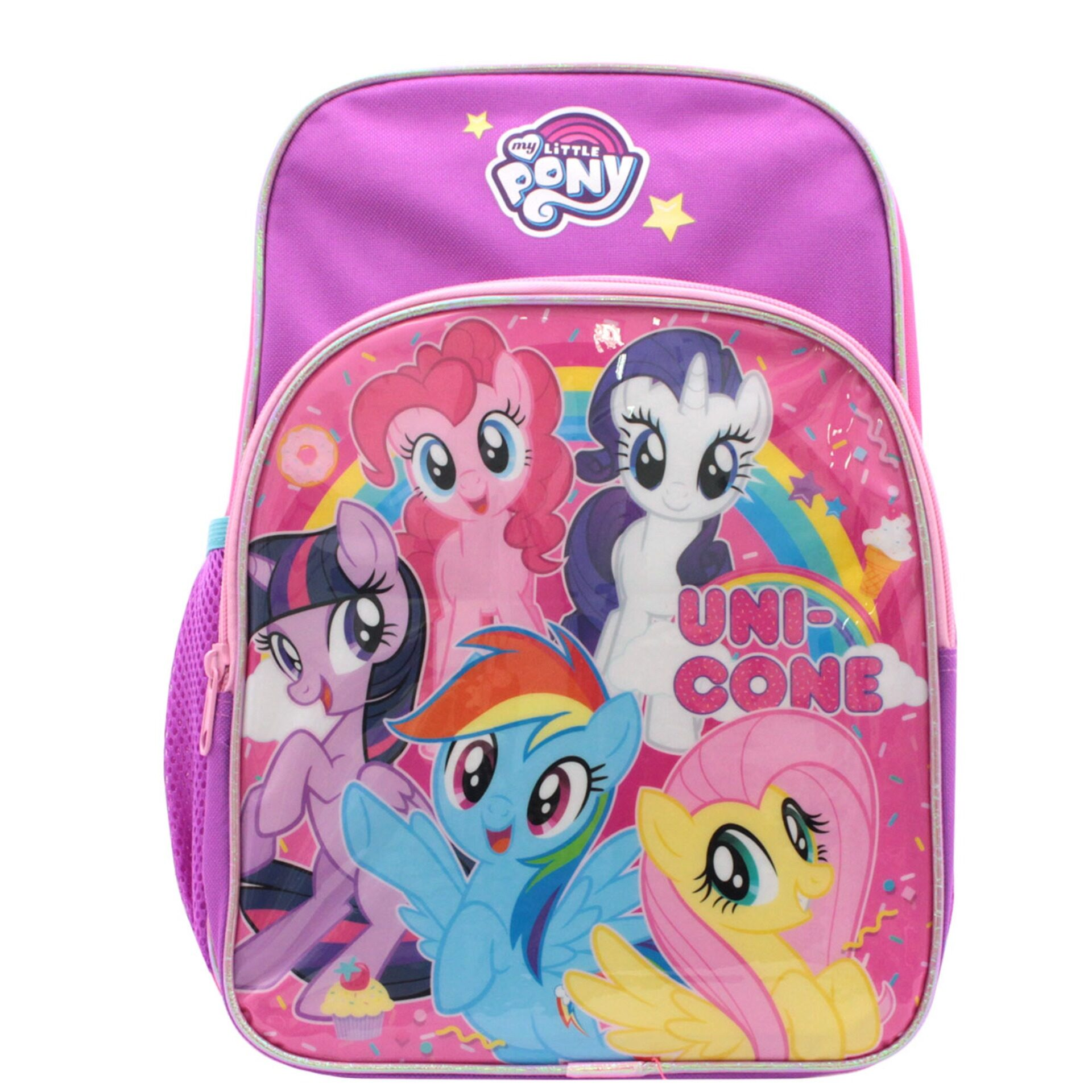 My Little Pony Unicone 12 Inch School Backpack (Deep Pink) (Age 4 & Above)
