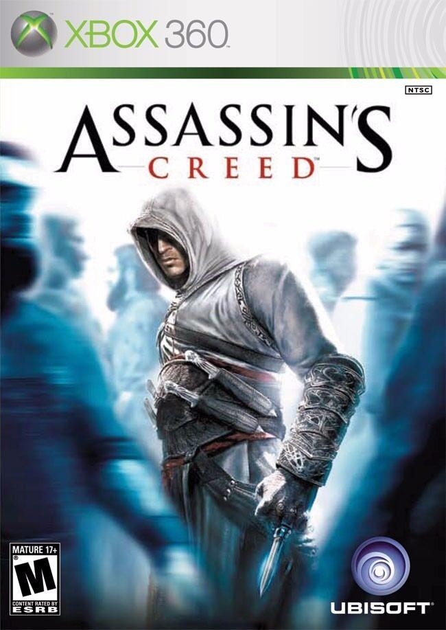 XBOX 360 Assassins Creed