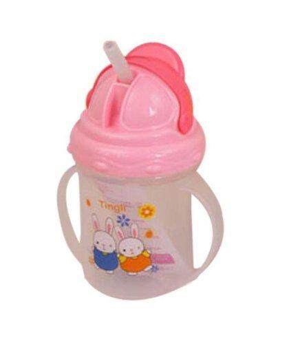 TheCutiesWorld Cute Rabbit Baby Drinking Bottle