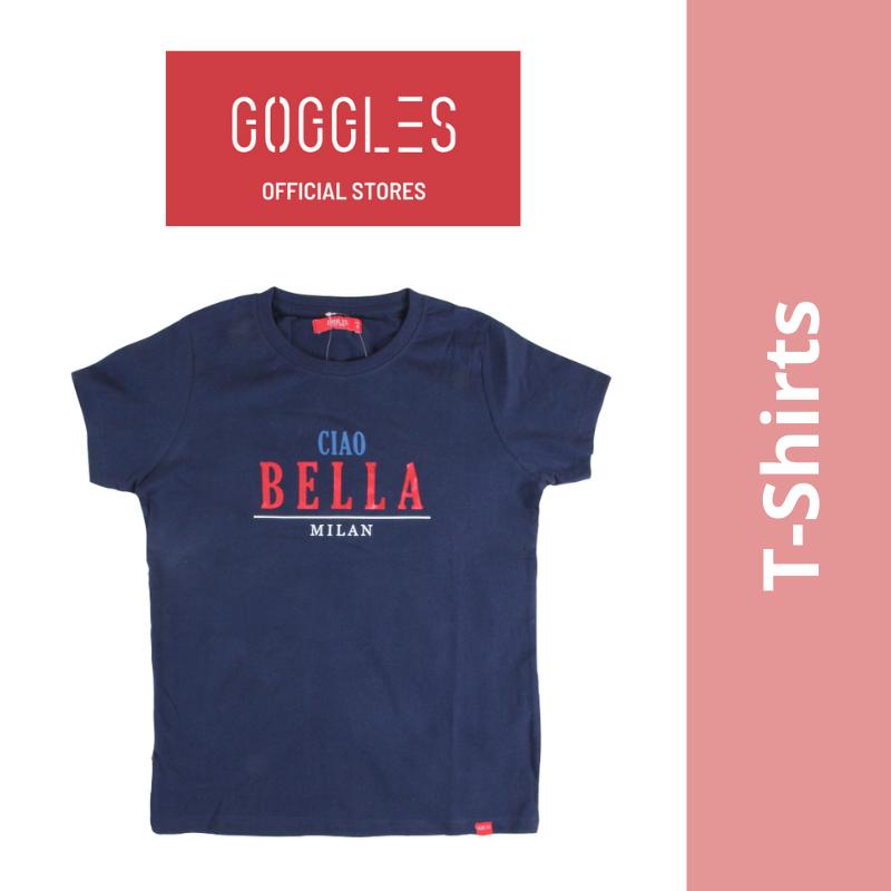 GOGGLES Ladies Short Sleeve T-Shirts 022887
