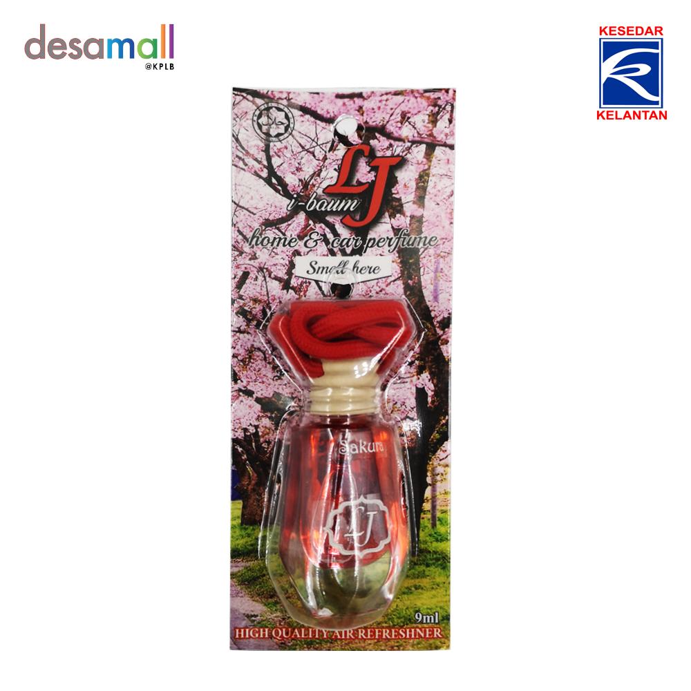 IBAUM LJ Air Freshener - Sakura (9ml)